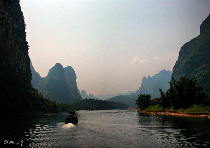 The Lijiang River