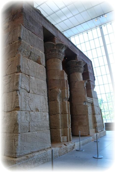 MET - Egyptian Wall