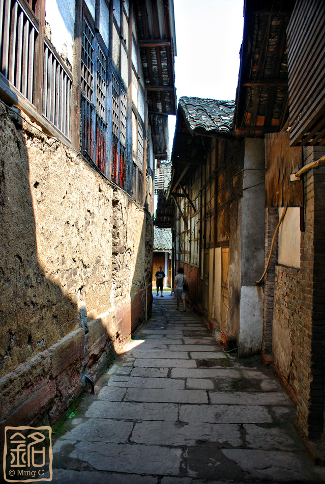 Ancient Street of Huanglongxi