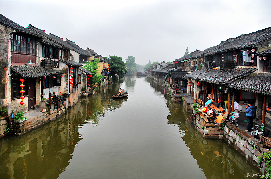 Xitang Waterway